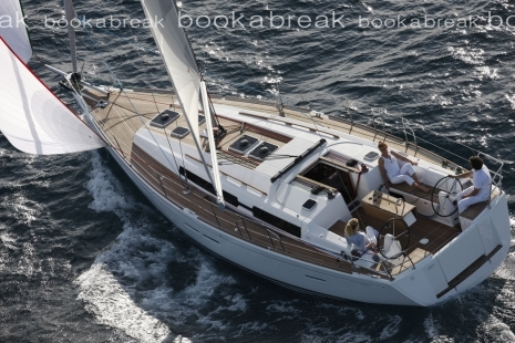 Sailboat Dufour 405 GL - 7 nights