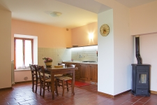 Agriturismo La Castellana - Lavander 2 Rooms Apartment with living room-kitchen