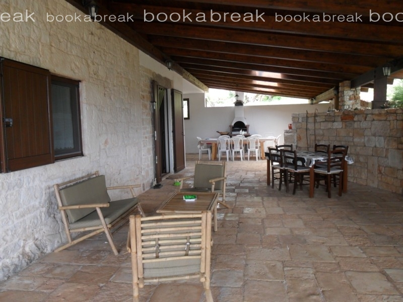 Book-a-Break.com - La Casa dei Due Pini - Trullo con Piscina e ...